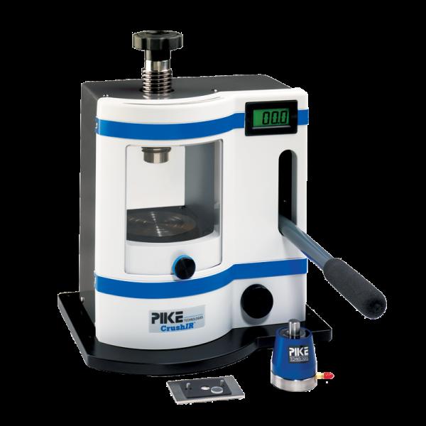 CrushIR Digital Hydraulic Press