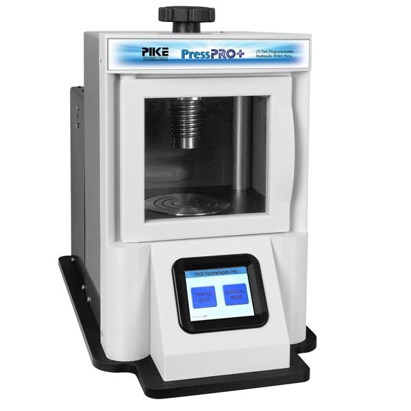 PIKE Tech Pellet Making Hydraulic Press